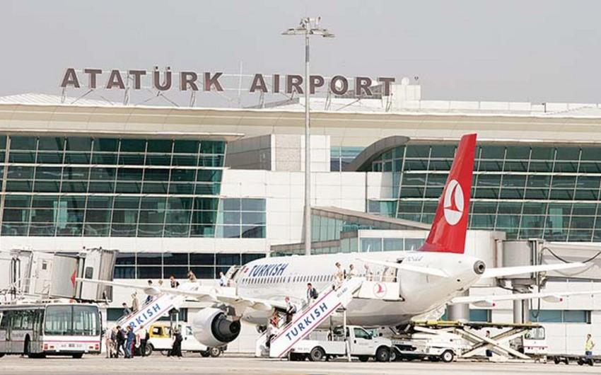 İstanbul hava limanlarında artıq yüklənmə qeydə alınıb