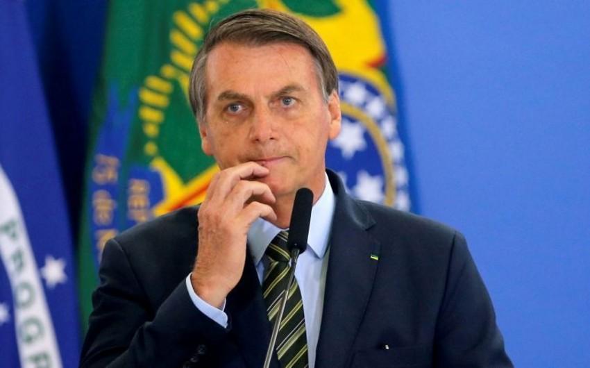 Braziliya prezidenti ölkənin sərhədlərini açmağı təklif etdi