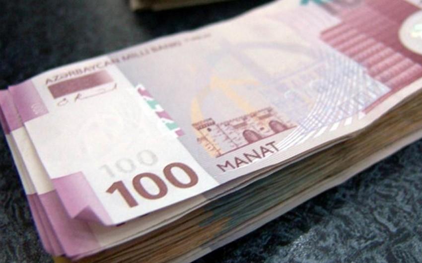 Dəmirbanka bir ayda 18 mln. manat əmanət yerləşdirilib