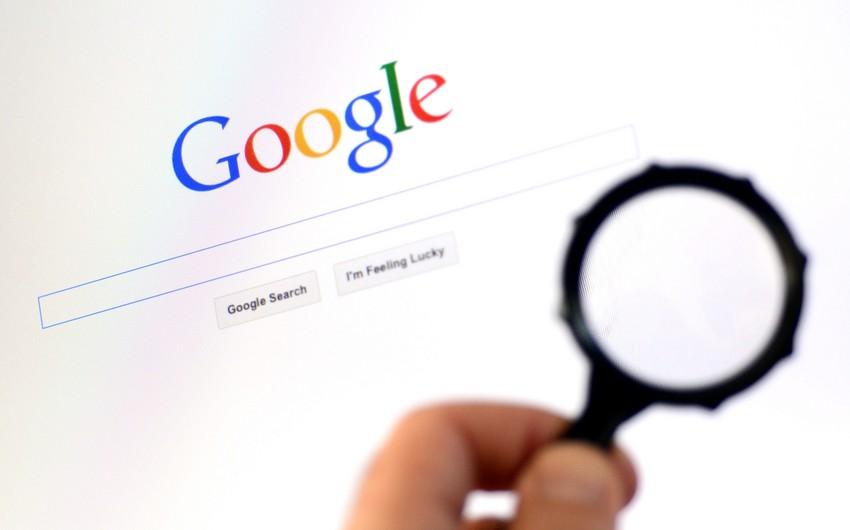 """Bəzi ölkələrdə """"Google""""nin fəaliyyətində problem yaranıb"""