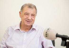 Professor Nizami Xudiyev