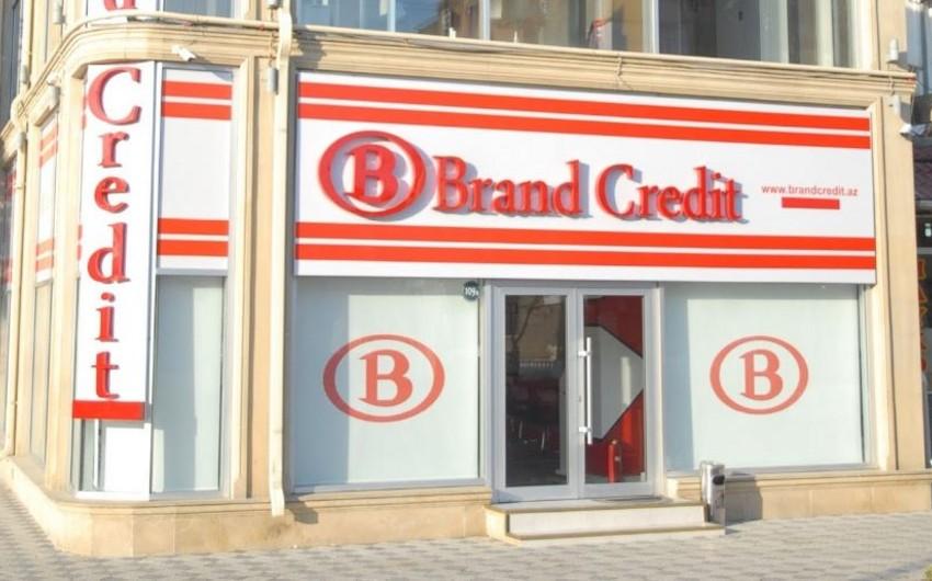 """""""Brand Credit"""" BOKT-un mənfəəti kəskin azalıb"""