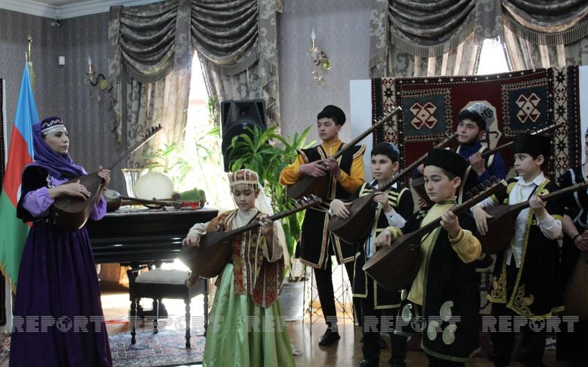 Tbilisidə təntənəli Novruz şənliyi keçirilib - YENİLƏNİB