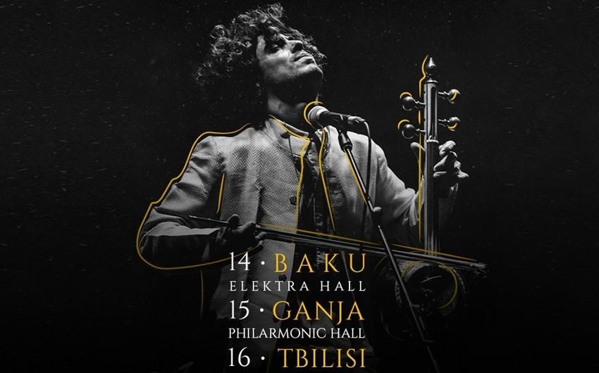 Mark Eliyahu yenidən Bakıda konsert verəcək