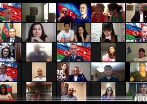 ABŞ, Kanada və İsrail azərbaycanlıları bayramı virtual qeyd etdilər