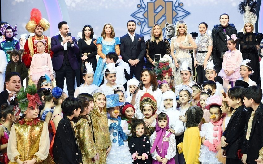 Мехрибан Алиева: Азербайджан является государством, говорящим свое слово, отстаивающим свои интересы