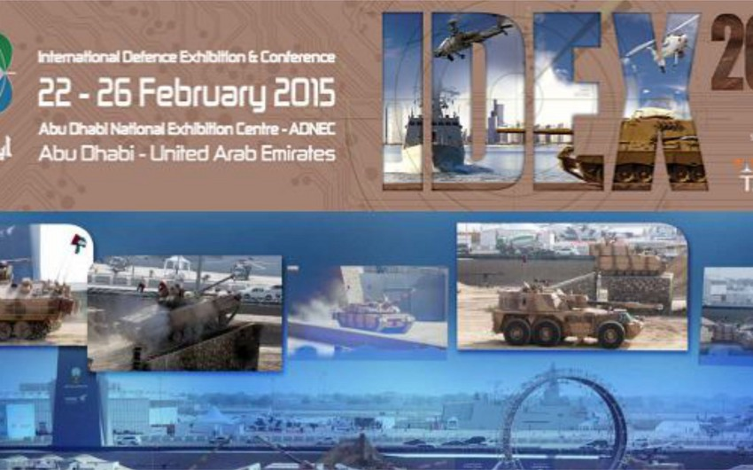 Azərbaycan IDEX-2015 beynəlxalq müdafiə sənayesi sərgisində iştirak edəcək