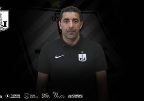 Neftçi-2yə yeni məşqçi təyin edilib