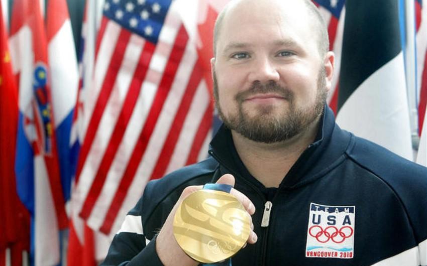 Amerikalı olimpiya çempionu ölü tapılıb