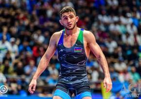 Гаджи Алиев завоевал бронзовую медаль в Польше