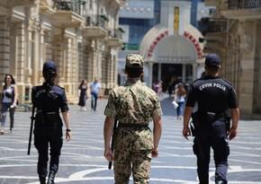 В Азербайджане запрещено собираться группами более 5 человек