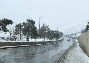 О ситуации на автомобильных дорогах Азербайджана