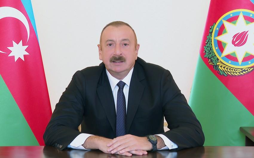 Türkiyə KİV-ləri Prezident İlham Əliyevin  -