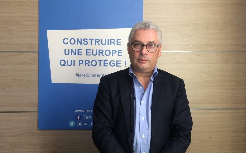 Эммануэль Дюпюи: Усилия армянского лобби во Франции потерпели фиаско