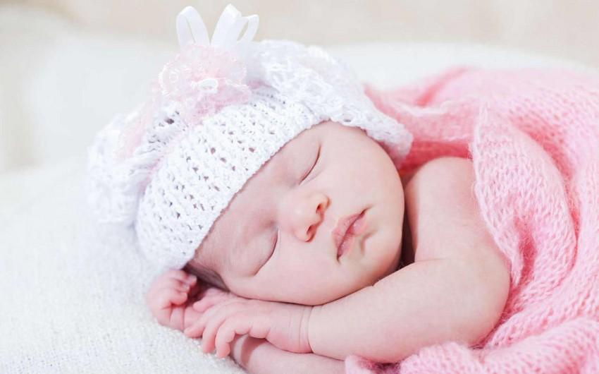 Yeni ilin ilk körpəsi Goranboyda doğulub