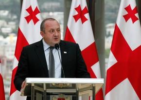 Gürcüstanın sabiq prezidentinin kürəkəni 4 il müddətinə həbs olunub