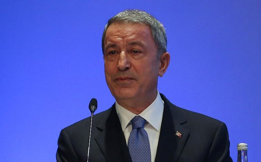 Hulusi Akar: We have launched patrol activity with US in Manbij today