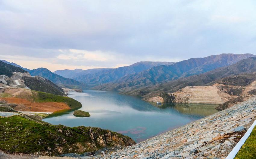 Azərbaycanda yeni su anbarlarının yaradılmasına başlanılıb