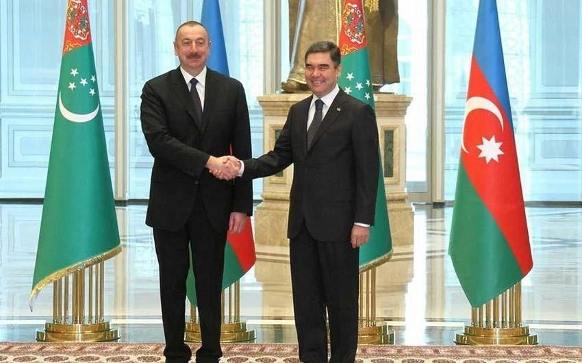 Азербайджан и Туркменистан: Движение вперед