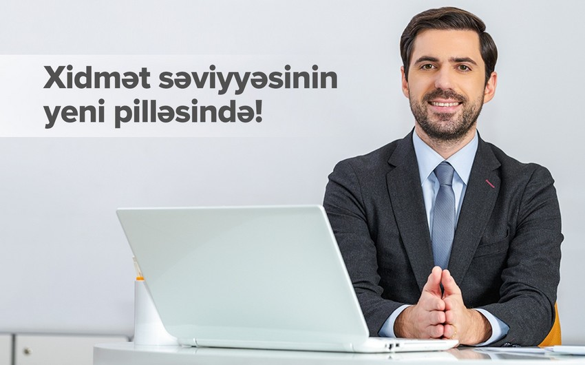 """""""Expressbank"""" xidmət səviyyəsini yeni pilləyə qaldırıb"""