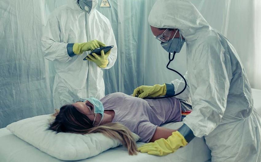 Ermənistanda  koronavirusdan ölənlərin sayı 4 559-a yüksəlib
