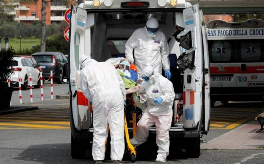 Braziliyada son sutkada 428 nəfər pandemiyanın qurbanı oldu
