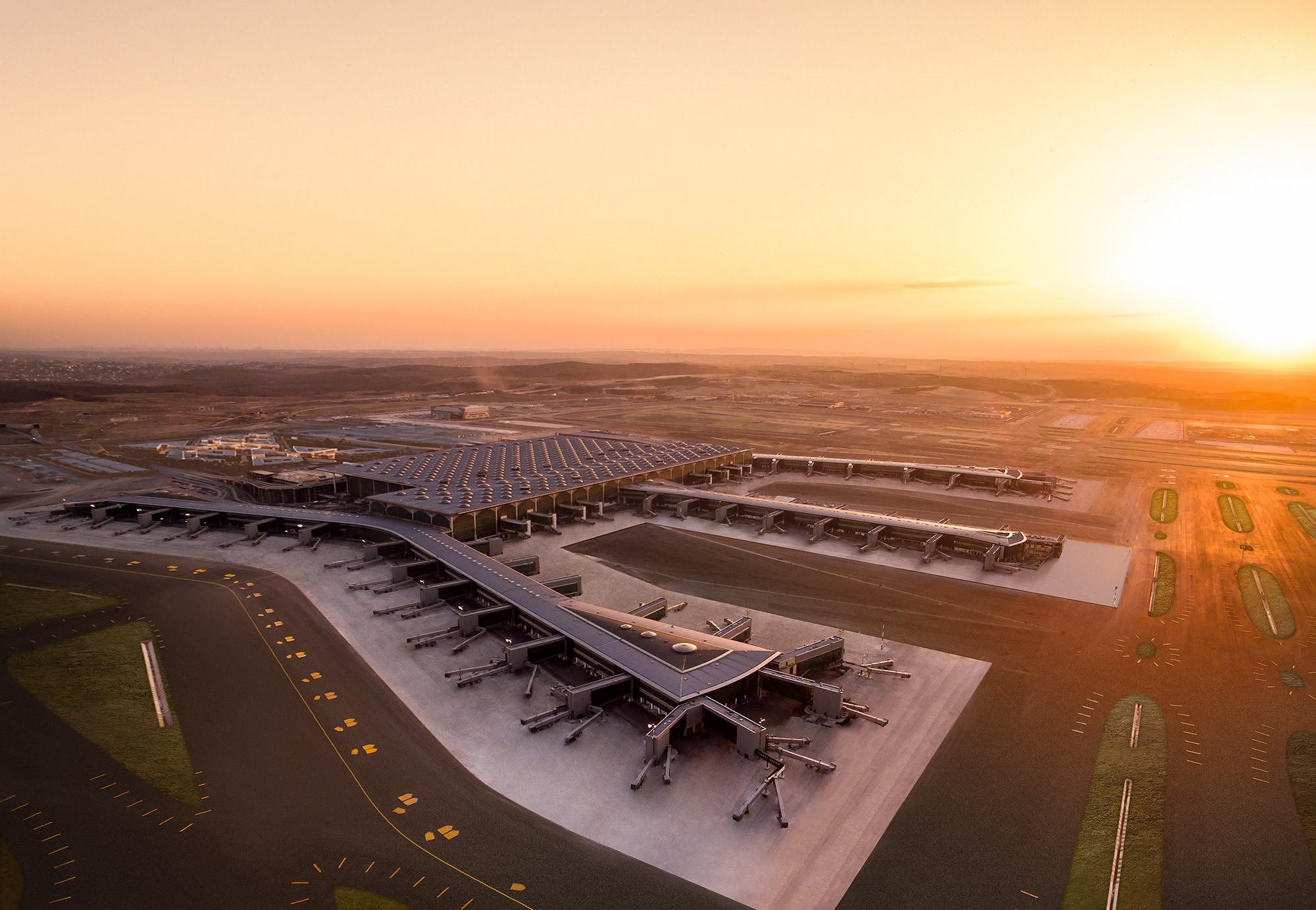 All AZAL flights to Istanbul to be operated to the new Airport