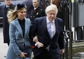 Премьер Великобритании женился в Лондоне