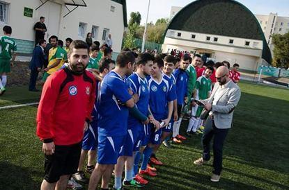 Азербайджанцы поддержали международный турнир Кубок дружбы