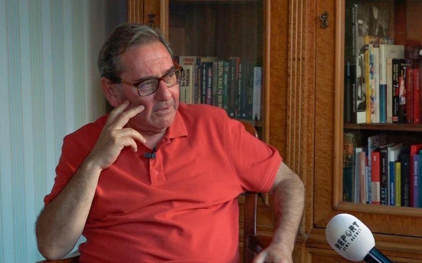 Türkiyəli jurnalist: İlham Əliyevin mövqeyi tarixi əhəmiyyətə malikdir