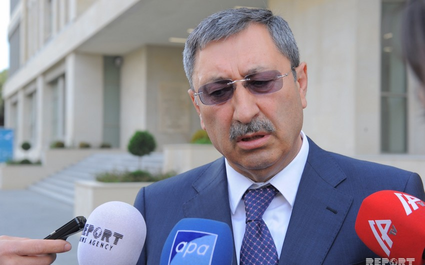 Khalaf Khalafov: Separatist regime in Nagorno-Karabakh can not participate as a party in negogations