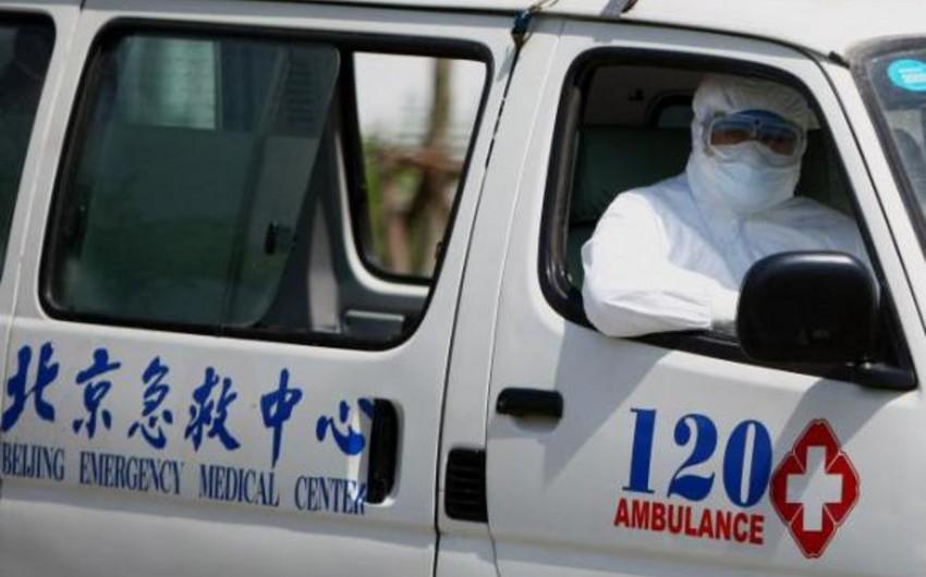 Çində 37 avtomobilin iştirakı ilə baş verən zəncirvari qəzada 4 nəfər həlak olub