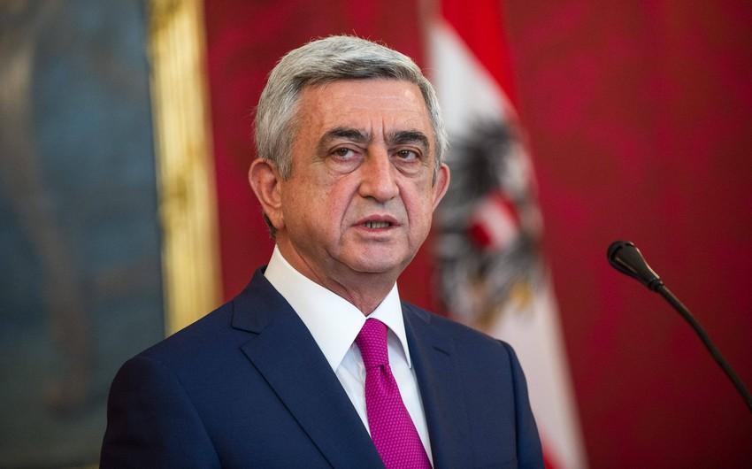 Ermənistan prezidenti Almaniyaya səfər edəcək