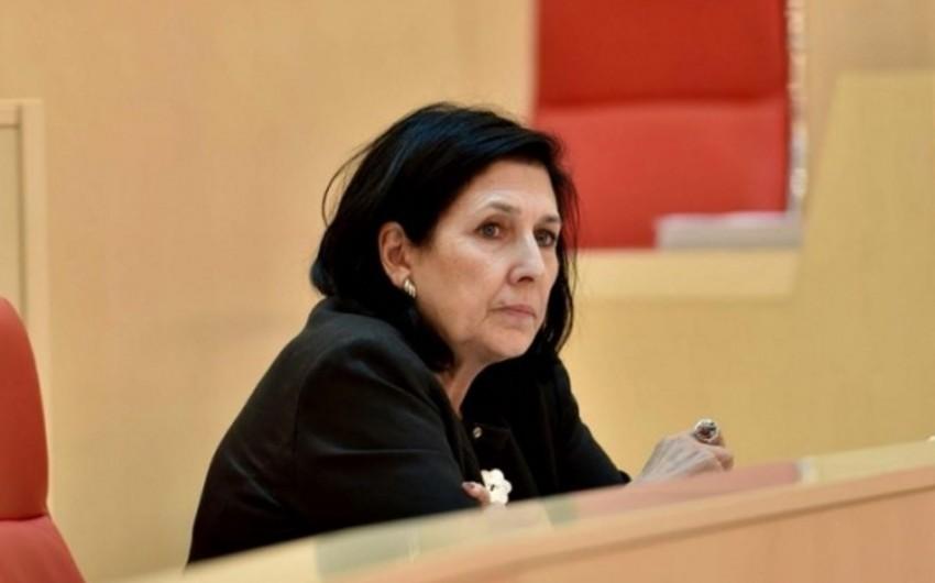 Salome Zourabichvili: Georgian Azerbaijanis should know the state language
