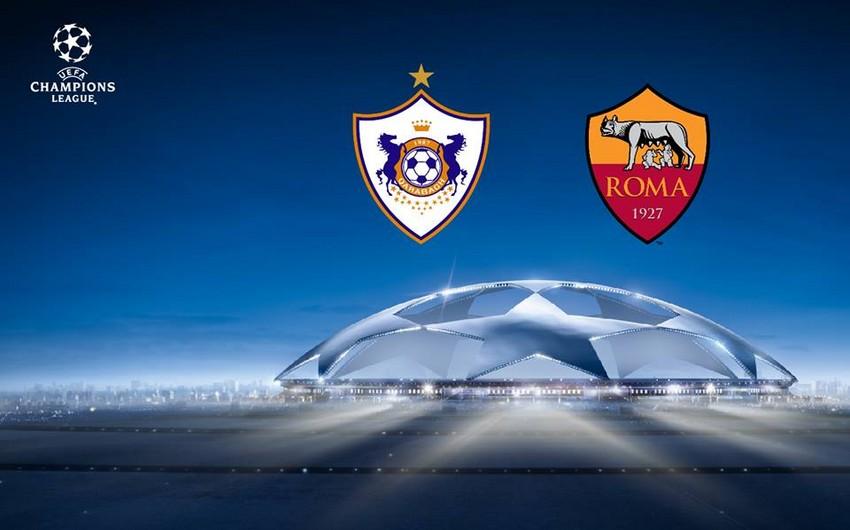 İki gün ərzində Qarabağ  Roma oyununa 12500 bilet satılıb