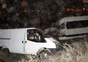 В Турции разбился микроавтобус с учителями, есть пострадавшие