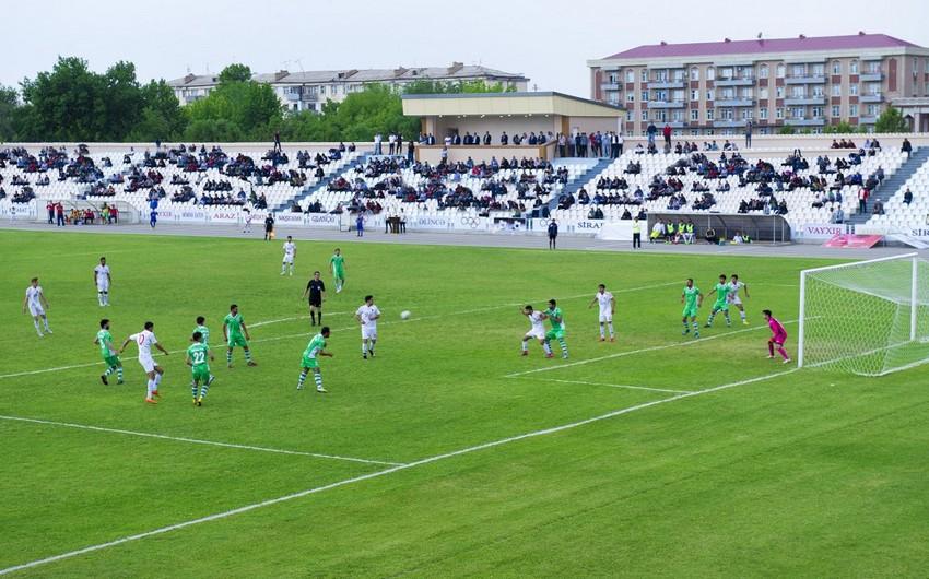 Heydər Əliyev kuboku uğrunda futbol üzrə turnirin kubokunun təqdimatı keçirilib