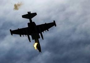 Defense Ministry: Enemy's Su-25 fighter jet shot down