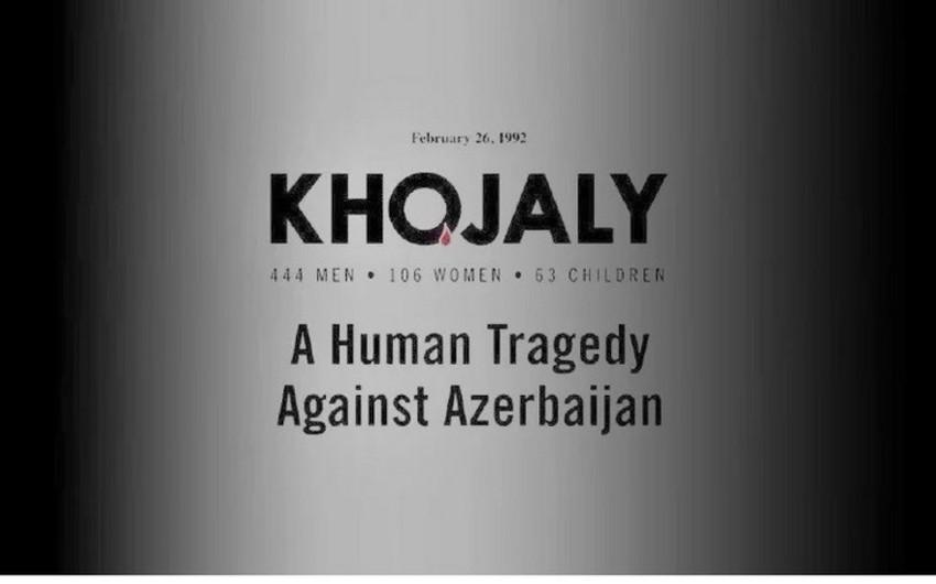 В Калифорнии прошла премьера музыкального произведения, посвященного геноциду в Ходжалы