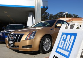 GM forms alliance with Honda to develop future products