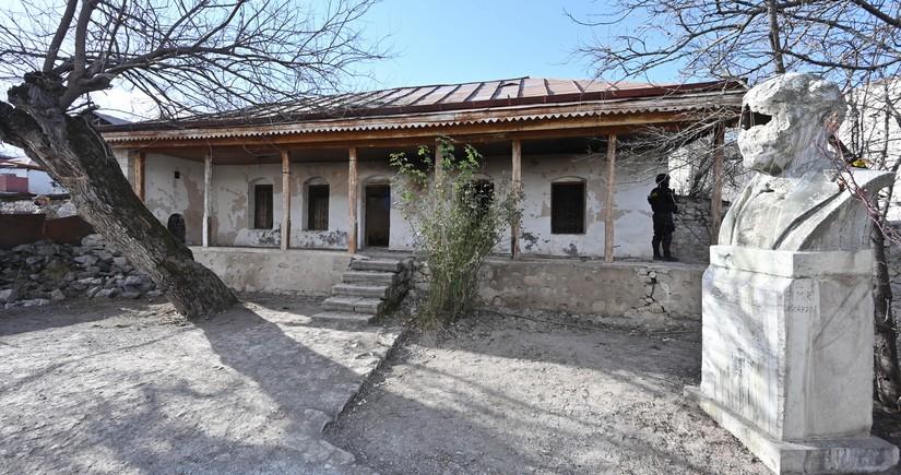 İşğaldan azad olunan ərazilərdə abidələrinmonitorinqi 4 istiqamətdə aparılır