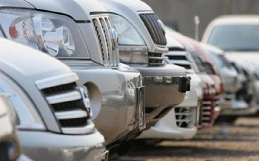 Azərbaycan yanvarda avtomobil idxalını 7% artırıb