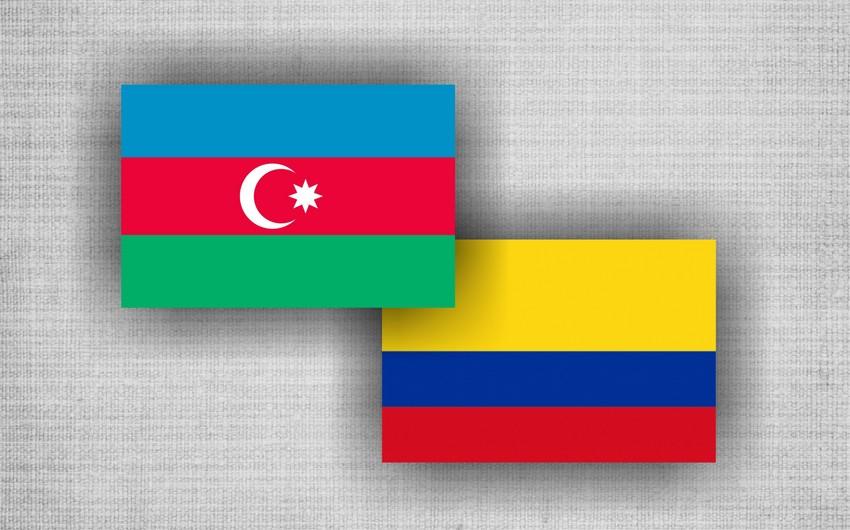Azərbaycan və Kolumbiya XİN başçıları arasında məktub mübadiləsi olub