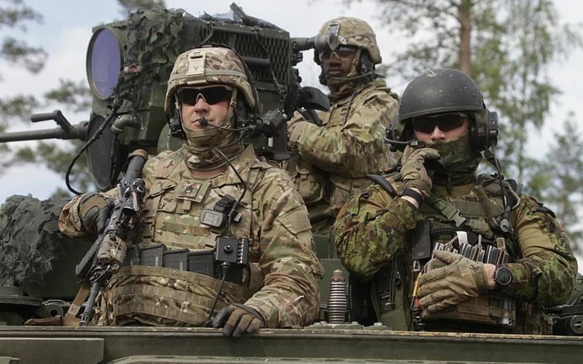 Britaniya Estoniyaya 800 hərbçi və texnika yerləşdirəcək