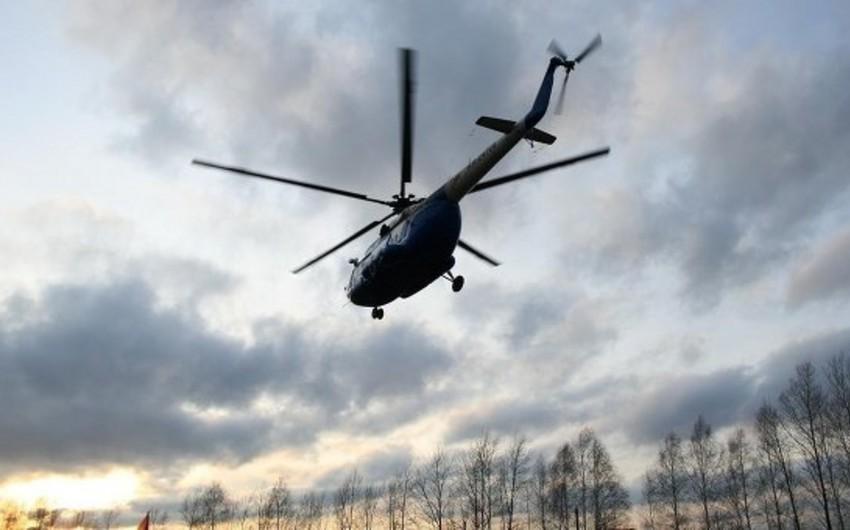 Monqolustanda Mi-8 qəzaya uğrayıb, bir nəfər ölüb, 10 nəfər xəsarət alıb