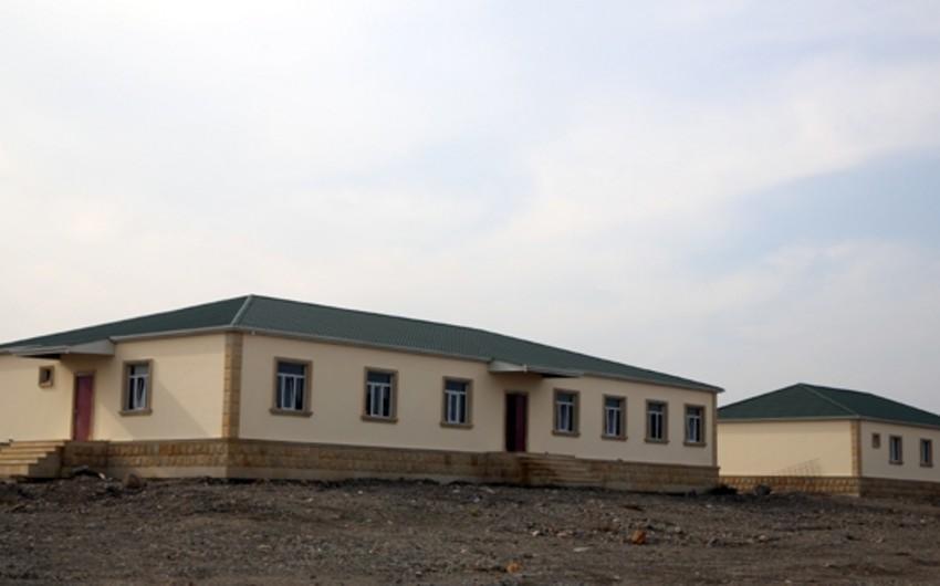 Cəbhə zonasında Hərbi Hava Qüvvələri üçün yeni yaşayış kompleksləri istifadəyə verilib
