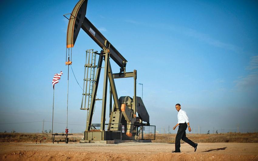 ABŞ-da neft buruqlarının artması neftin qiymətini ucuzlaşdırıb