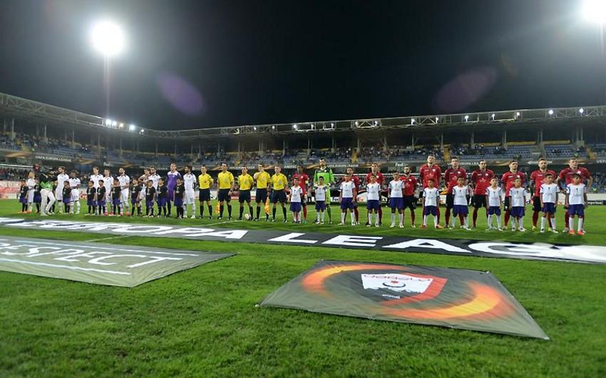 UEFA Avroliqa oyunlarından öncə Bakcell Arenadan istifadəyə qadağa qoyub