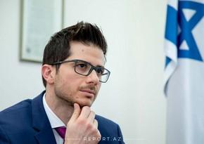 Ambassador: No third country can interfere or disrupt growing Israeli-Azerbaijani relationship