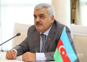Ровнаг Абдуллаев: 2020-й год стал для азербайджанского народа годом Победы